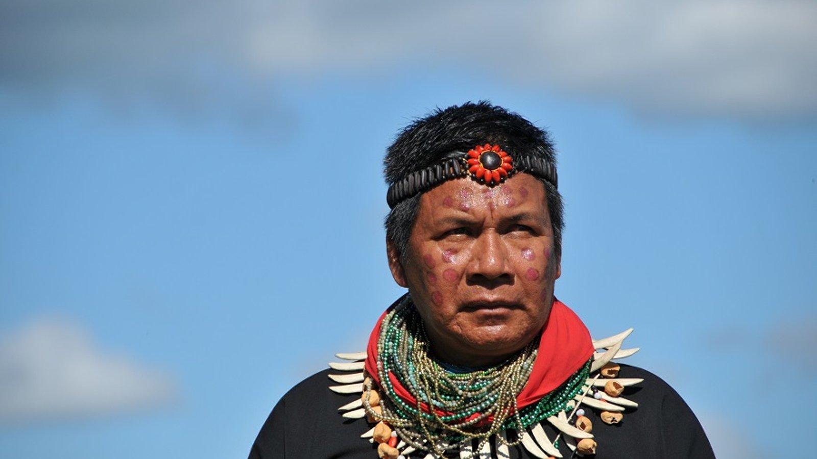 Native Planet Program 2: Ecuador - Saving Pachamama (Mother Earth)