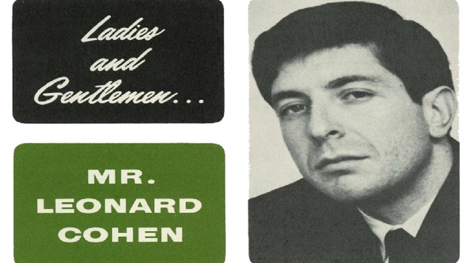 Ladies and Gentlemen… Mr. Leonard Cohen - An Intimate Look into a Poet's Life