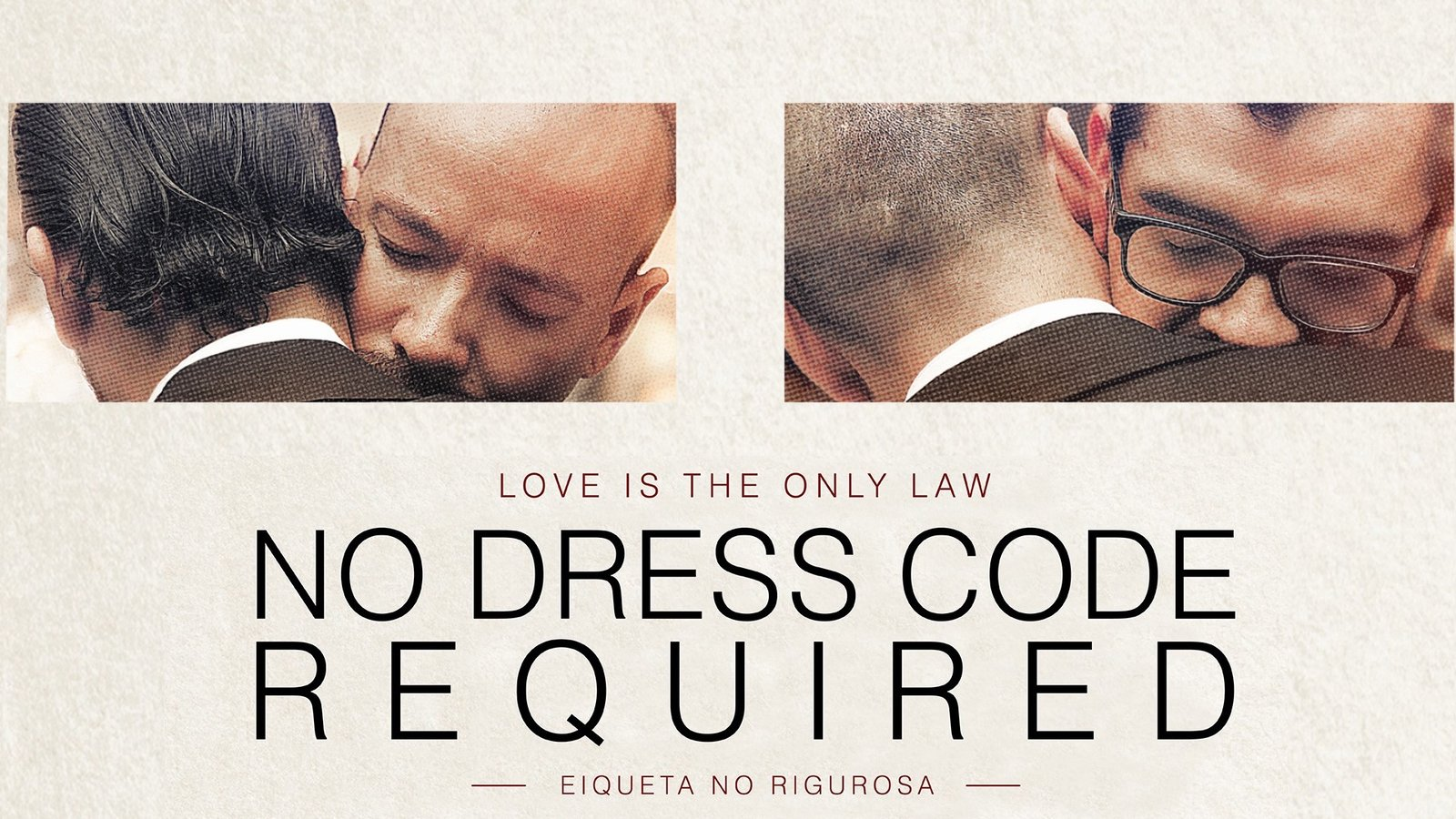 No Dress Code Required - A Same-Sex Couple in Mexico Fight for Equal Marriage Rights