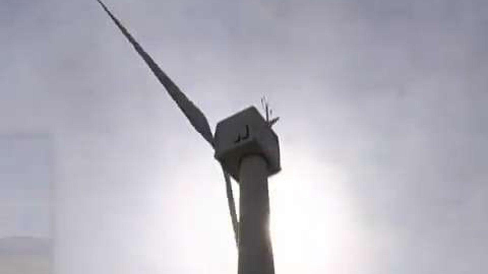 Wind Power - A Renewable Energy Source