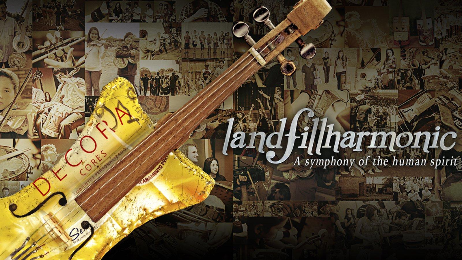 Landfill Harmonic - A Symphony of the Human Spirit
