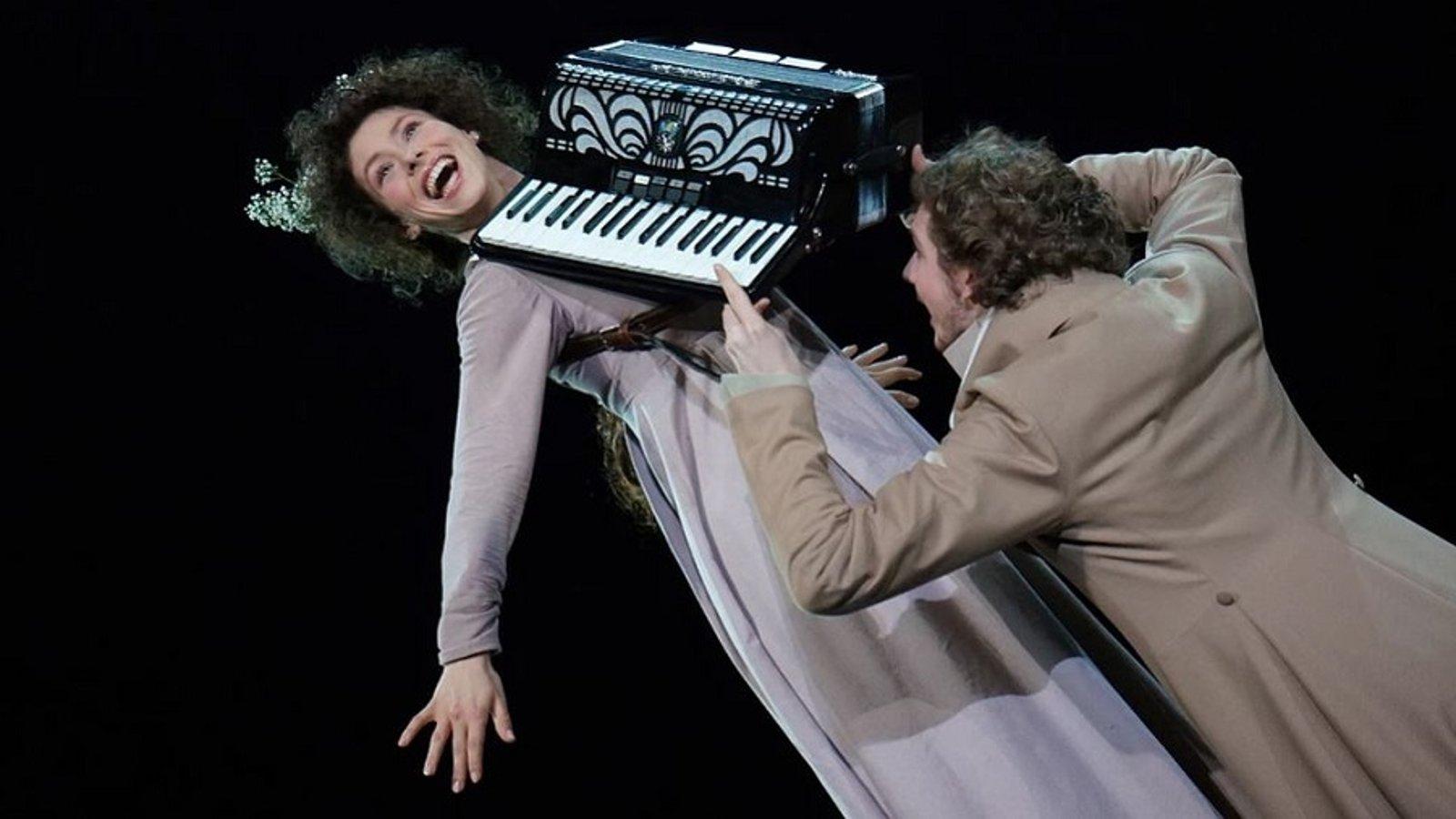 Eugene Onegin - From Moscow's Vakhtangov Theatre