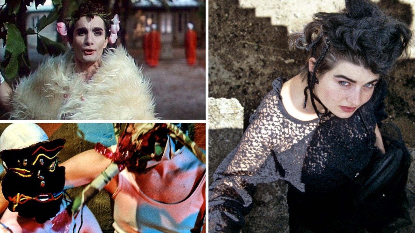 Art Films by Rina Sherman