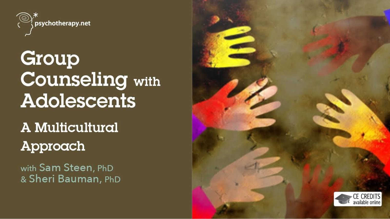 Group Counseling with Adolescents - A Multicultural Approach