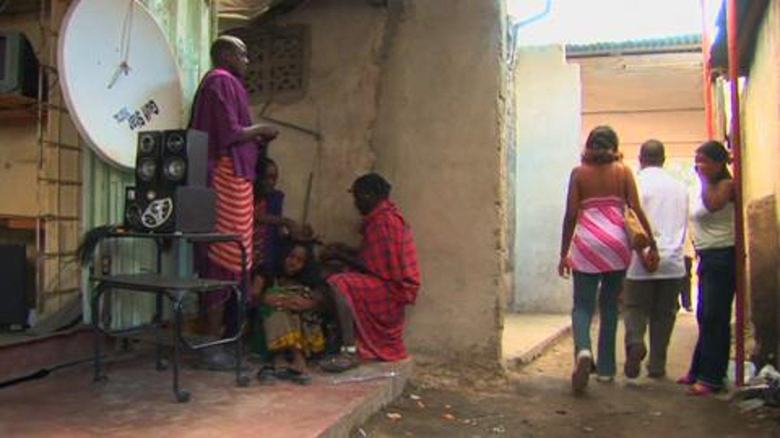 Maasai Migrants Series