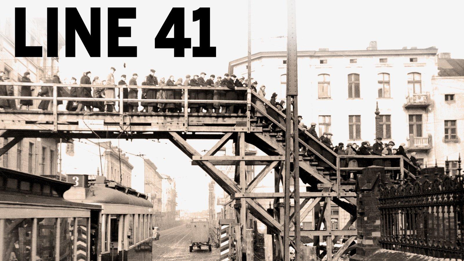 Line 41 - A Holocaust Survivor Returns to Poland and Confronts the Past