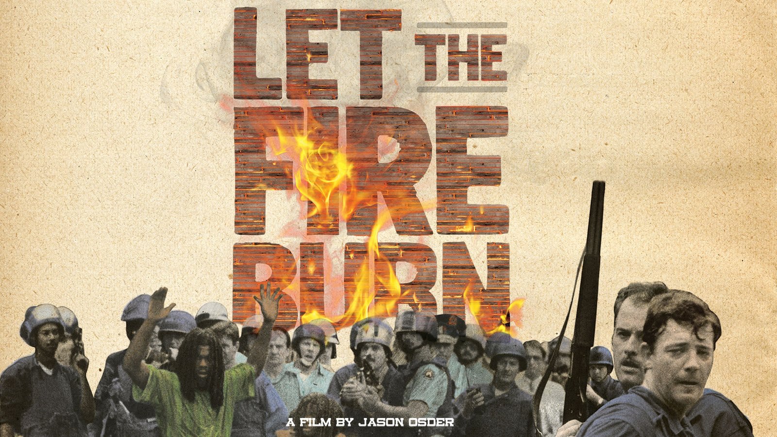 Let The Fire Burn - Tragedy in Philadelphia
