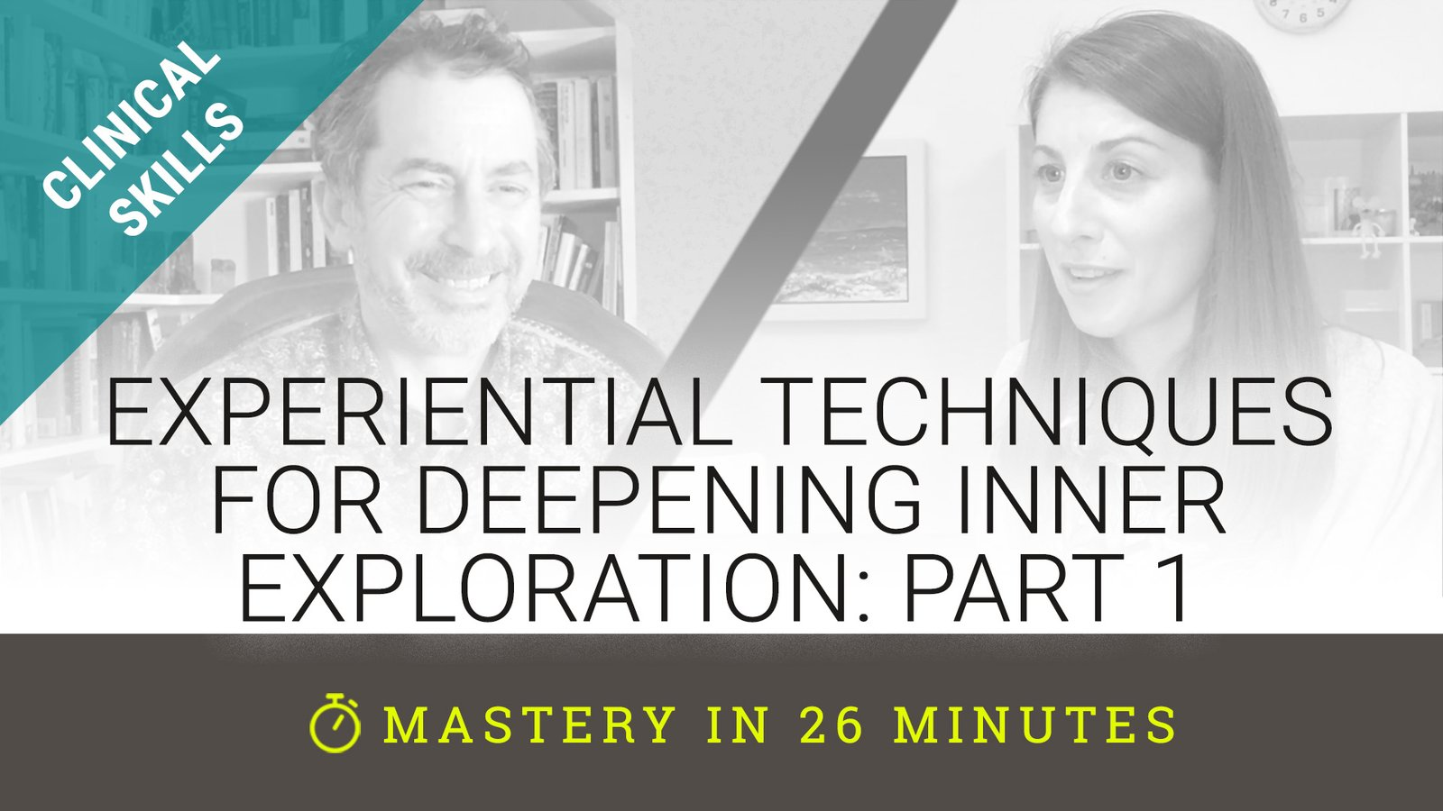 Experiential Techniques for Deepening Inner Exploration: Part 1