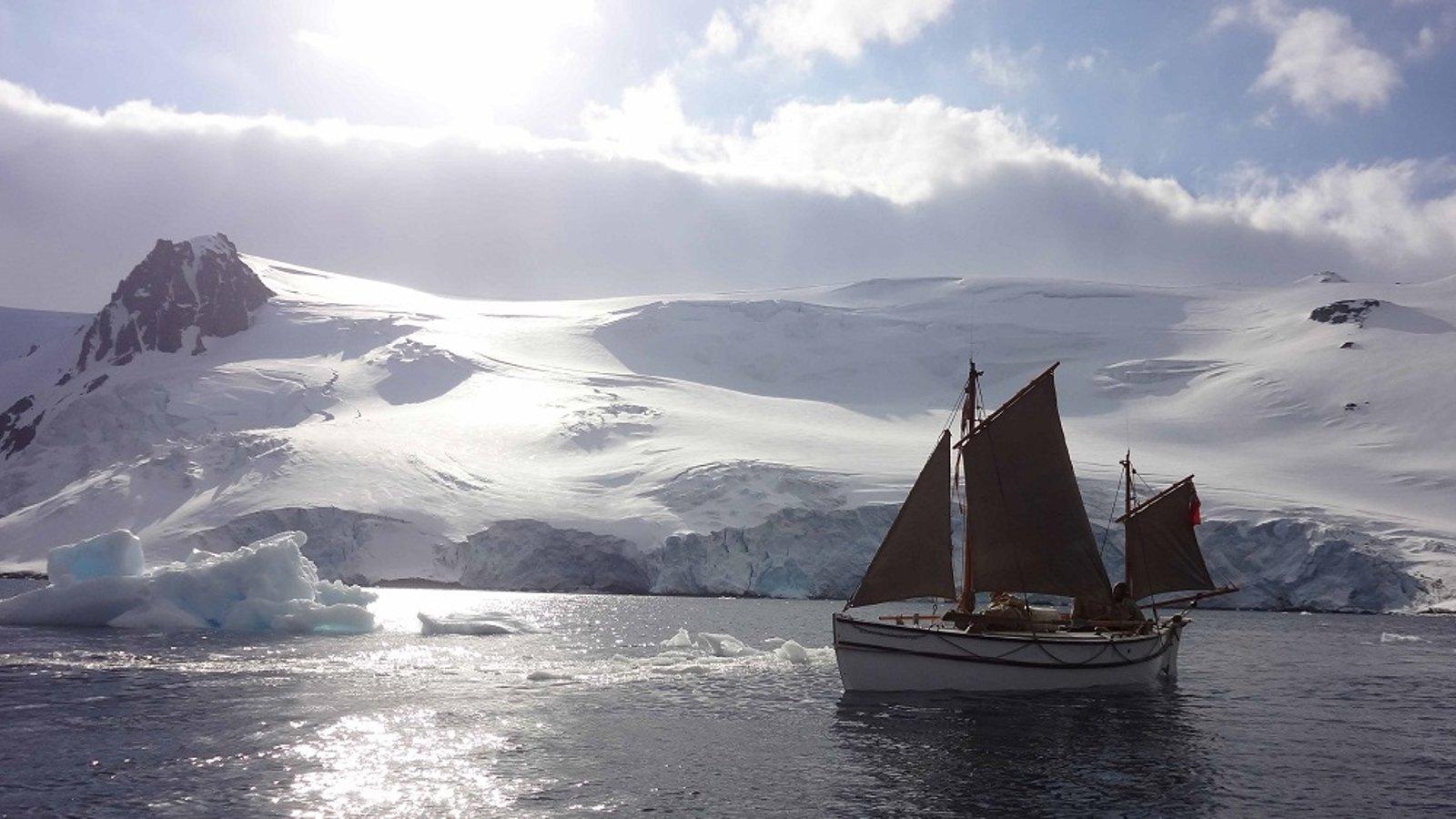 Chasing Shackleton - Episode 1