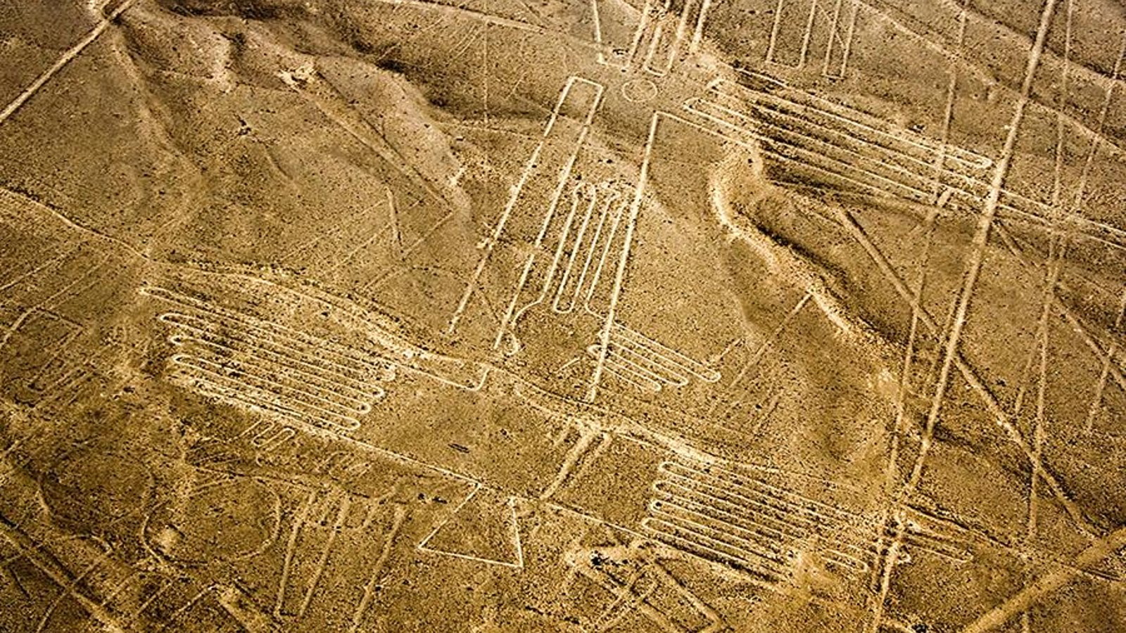 The Nazca Lines, Sipán, and Machu Picchu