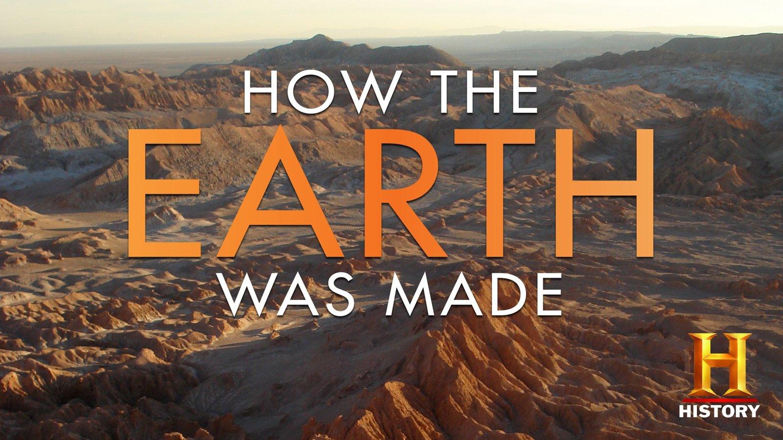 How The Earth Was Made - Season 2