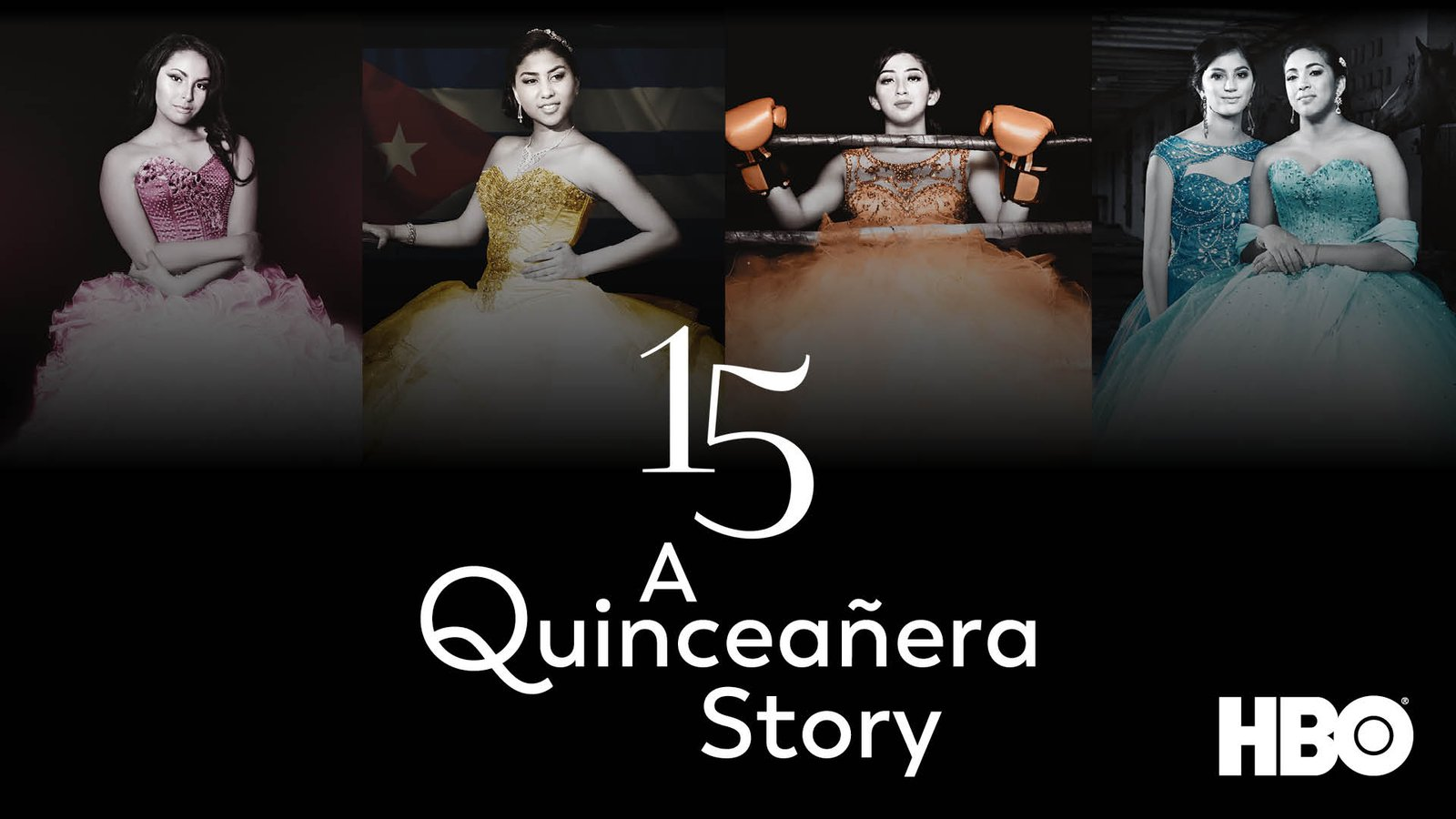 """15: A Quinceañeras Story - The Coming-of-Age Stories of American Latinas Preparing for their """"Quinceañera"""""""