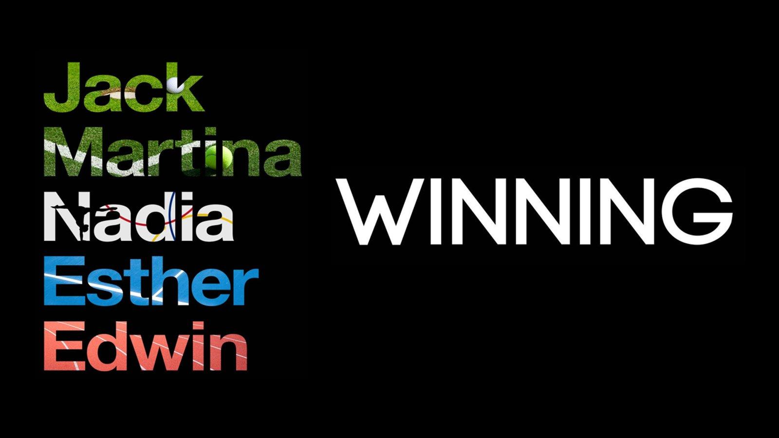 Winning - Five Legendary Athletes Tell Their Stories