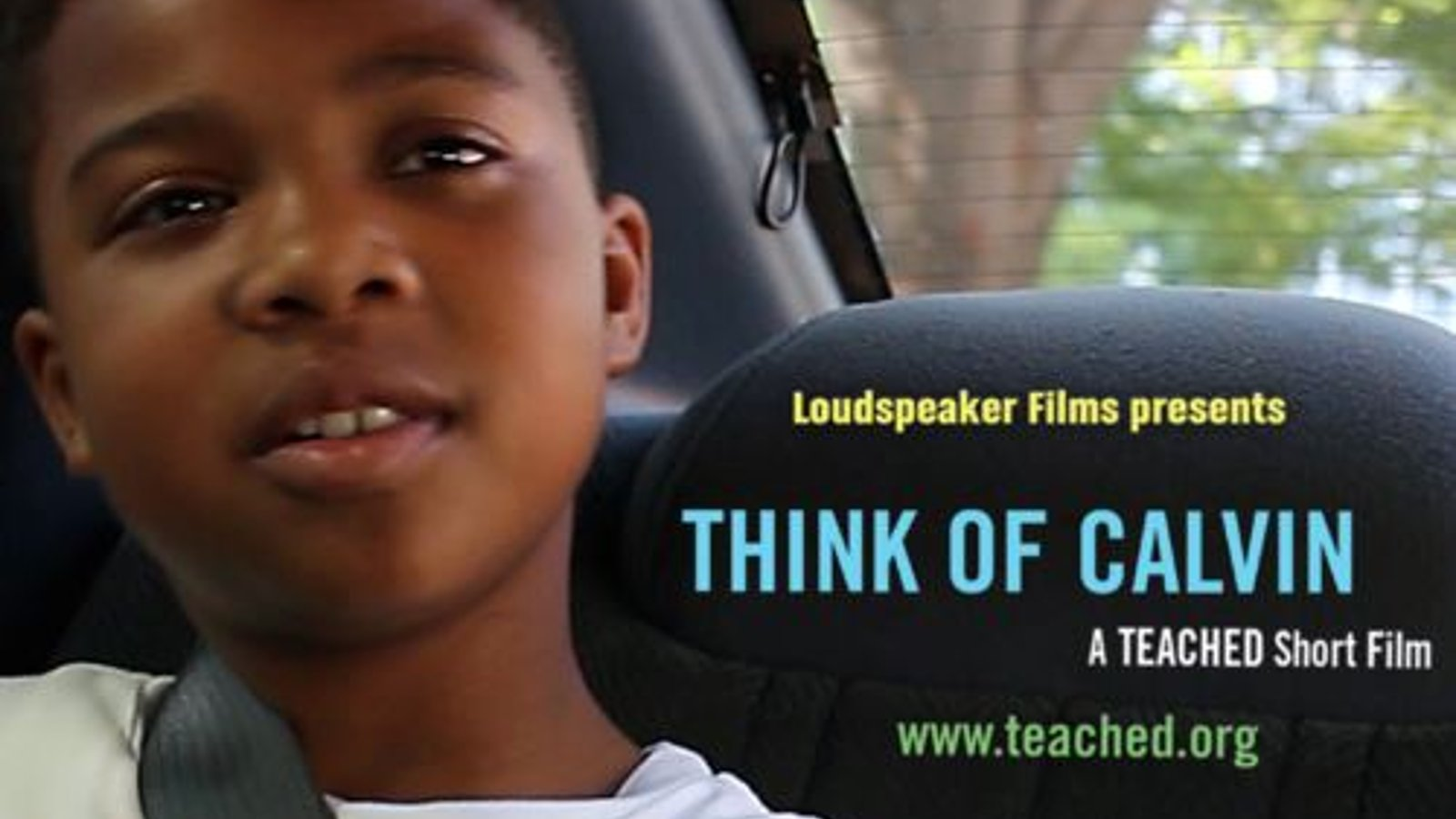 Teached: Think of Calvin - Racial Profiling Escalates to a Night in Jail