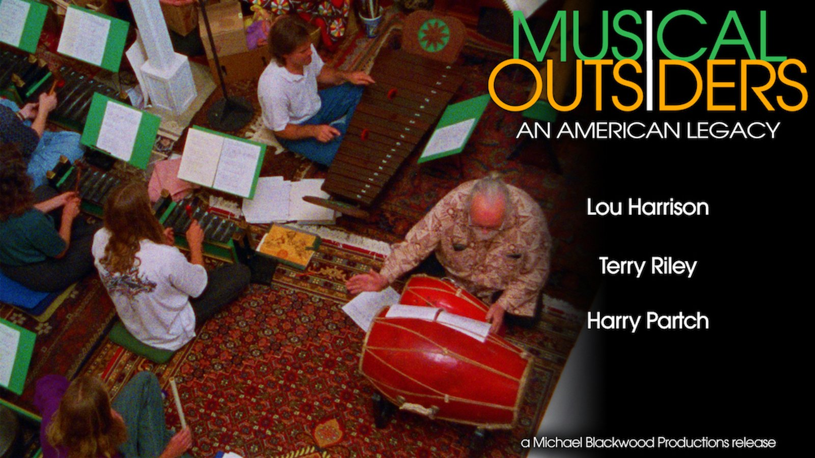 Musical Outsiders:An American Legacy