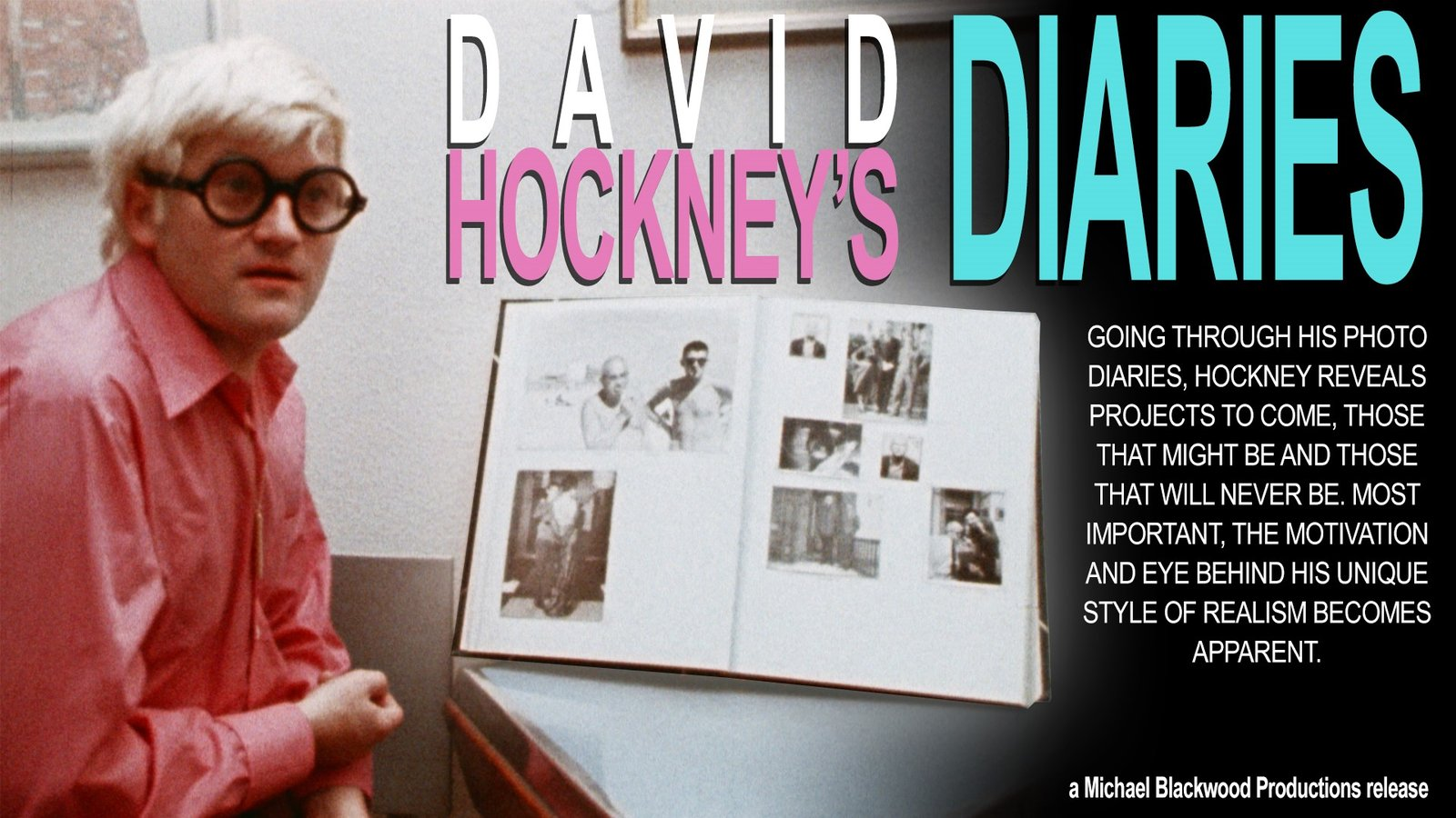 David Hockney's Diaries - The Inspiration of a Legendary Artist