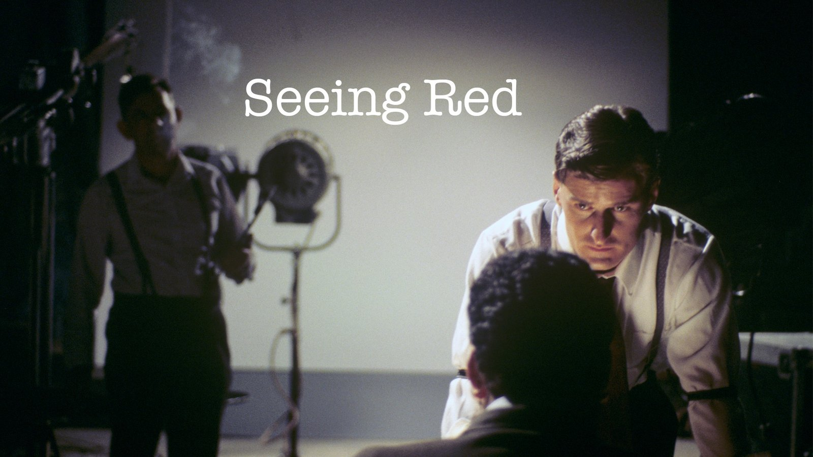 Seeing Red - The Story of New Zealand Filmmaker Cecil Holmes