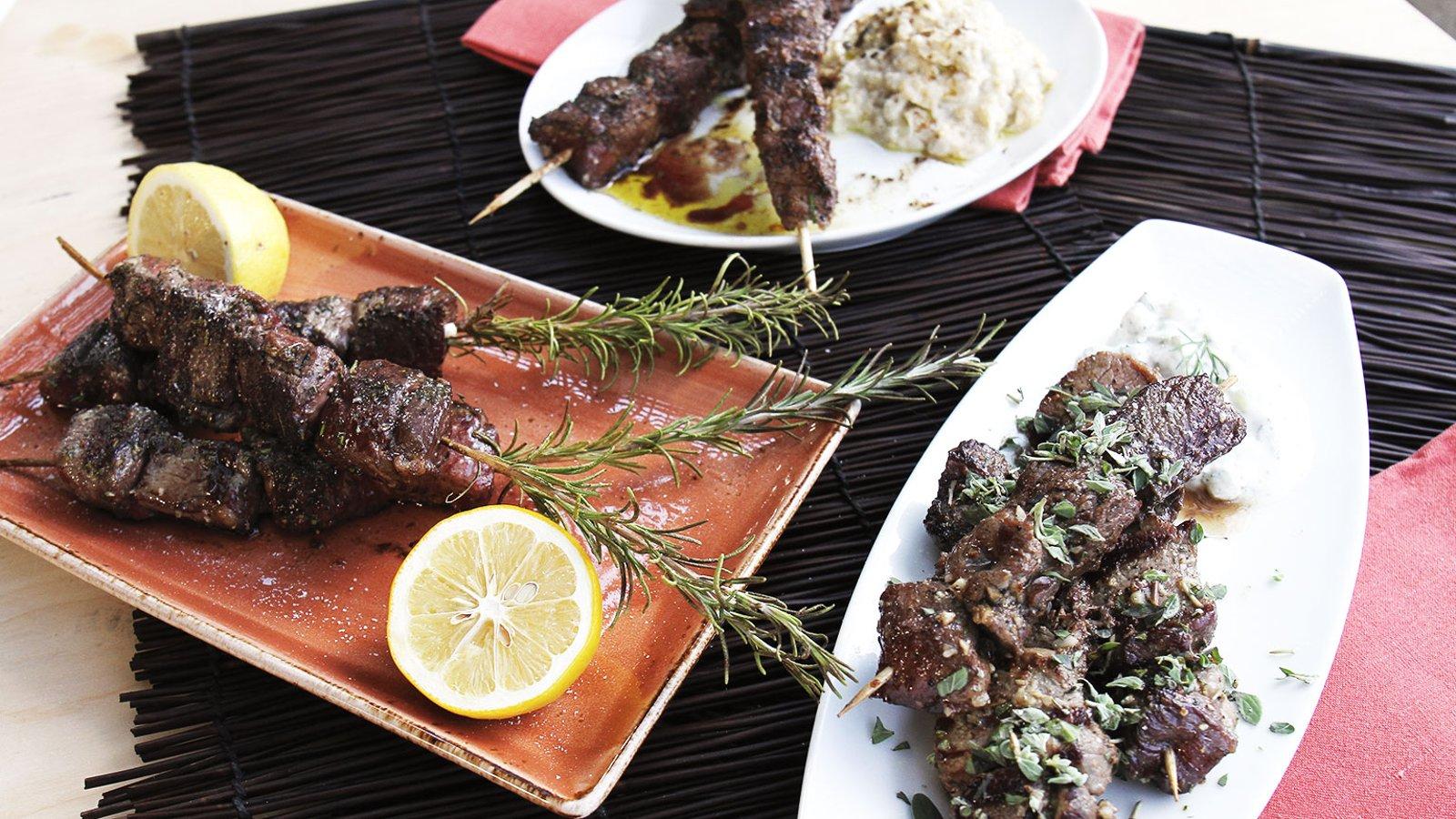 Mediterranean-Style Grilling