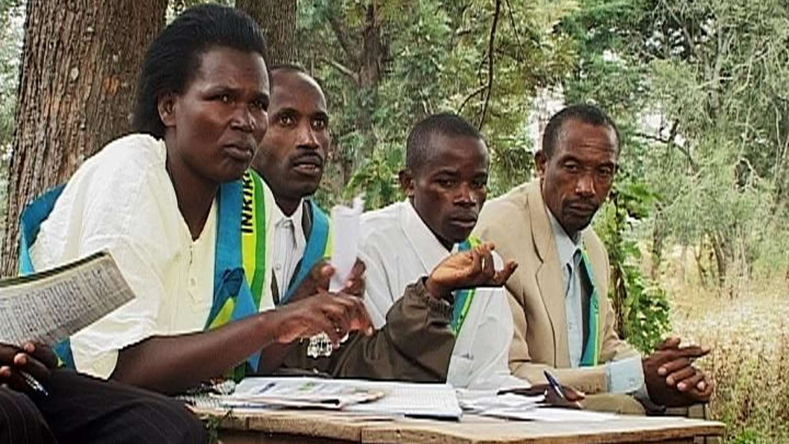 The Notebooks of Memory - Accounts and Confessions from the 1994 Tutsi Genocide