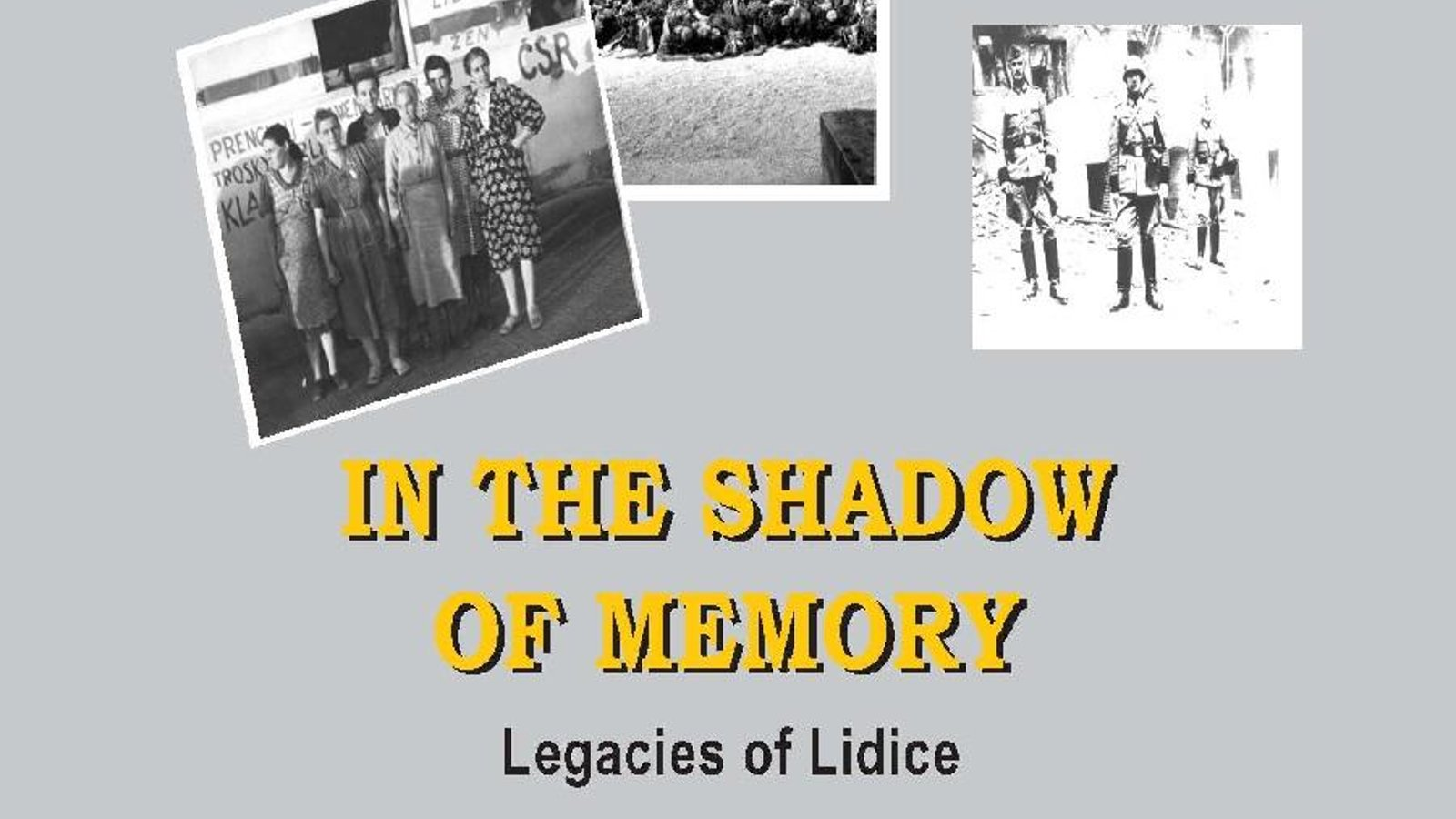 In the Shadow of Memory - World War II and the Legacy of Tragedy