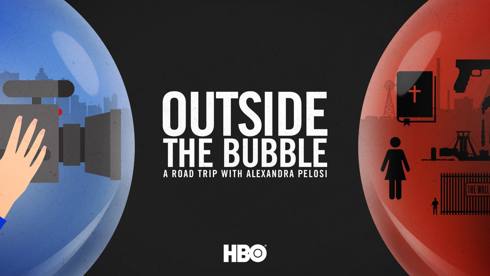 Outside the Bubble: On the Road With Alexandra Pelosi