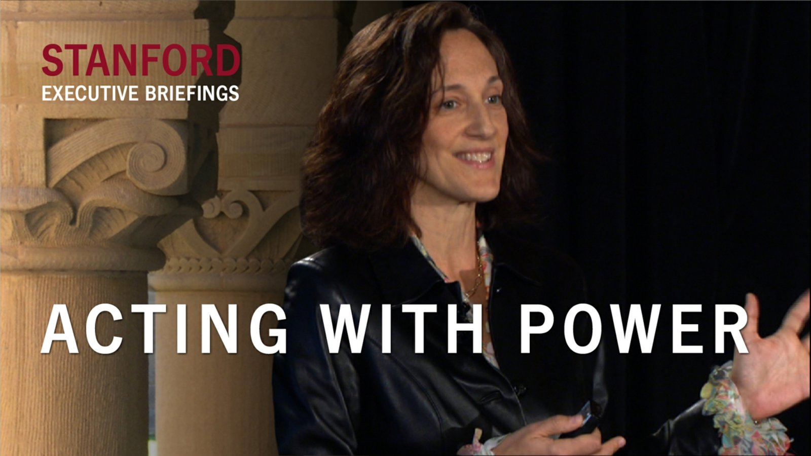 Acting with Power - With Deborah Gruenfeld