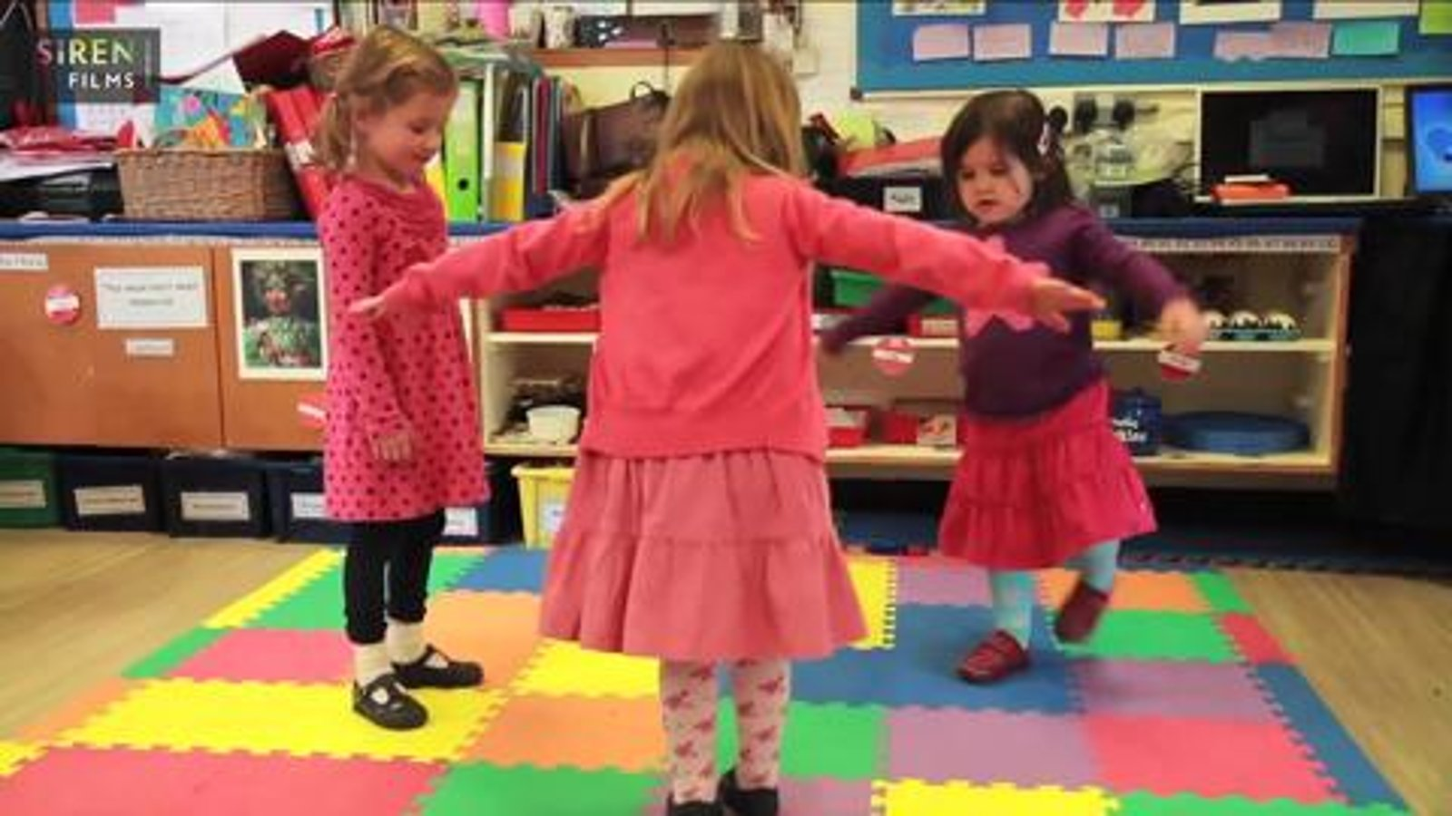 The Power of Physical Play: Development and Effective Learning
