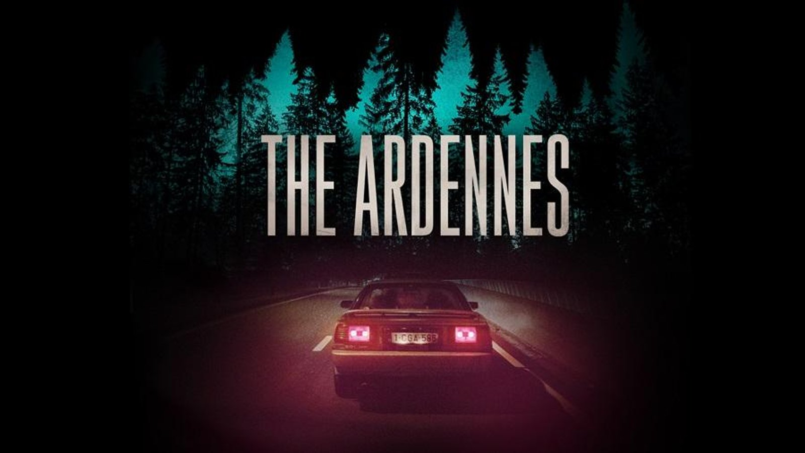 The Ardennes - D'Ardennen