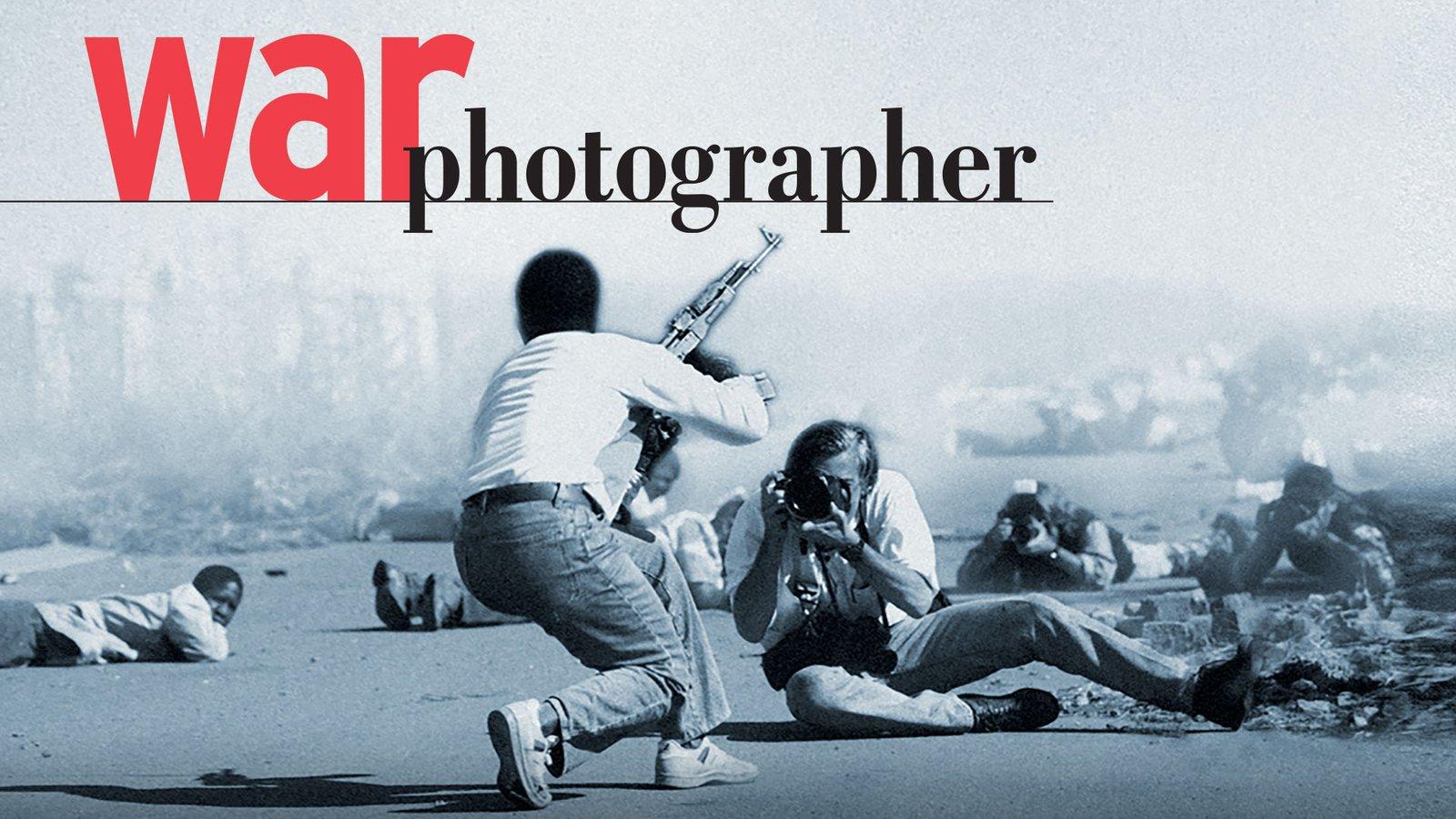 War Photographer - Photojournalist James Nachtwey