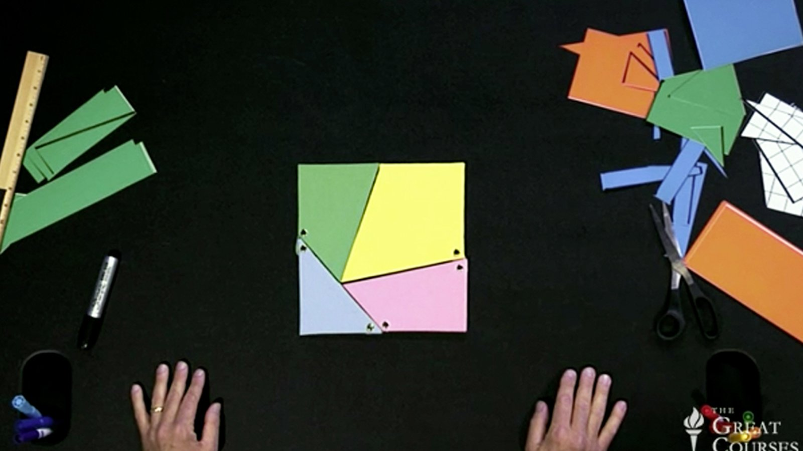 Visualizing Area Formulas