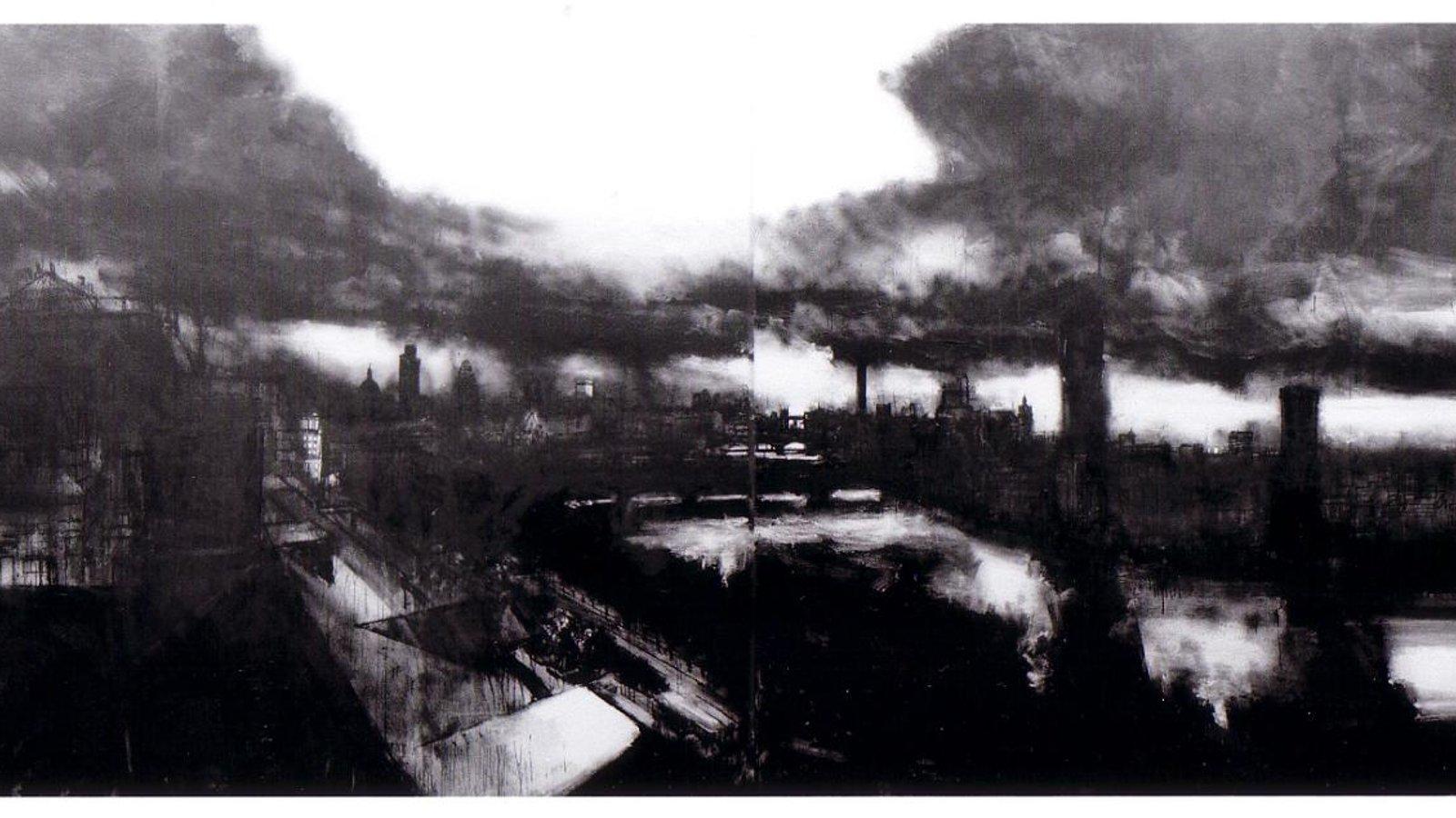 John Virtue: London - A Landscape Painter in London