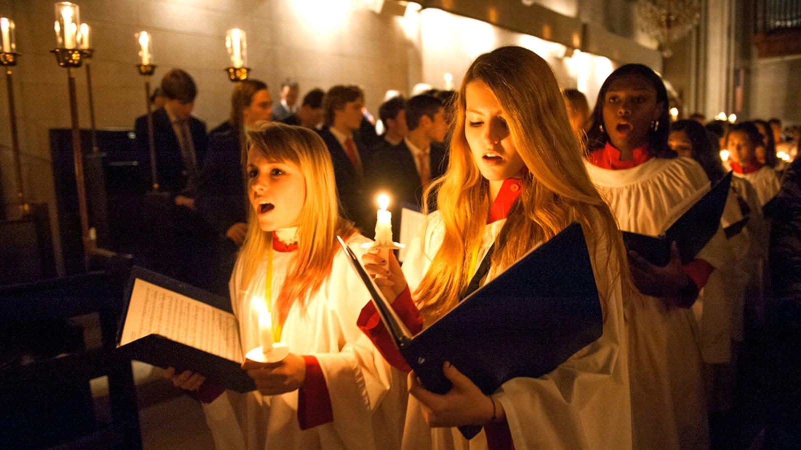 Come, All Ye Faithful: Music of Christmas