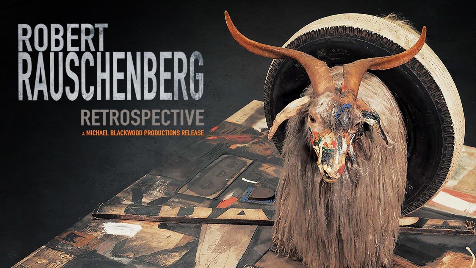 Robert Rauschenberg:Retrospective