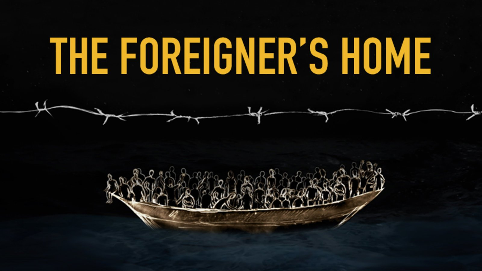 The Foreigner's Home - Toni Morrison at the Louvre