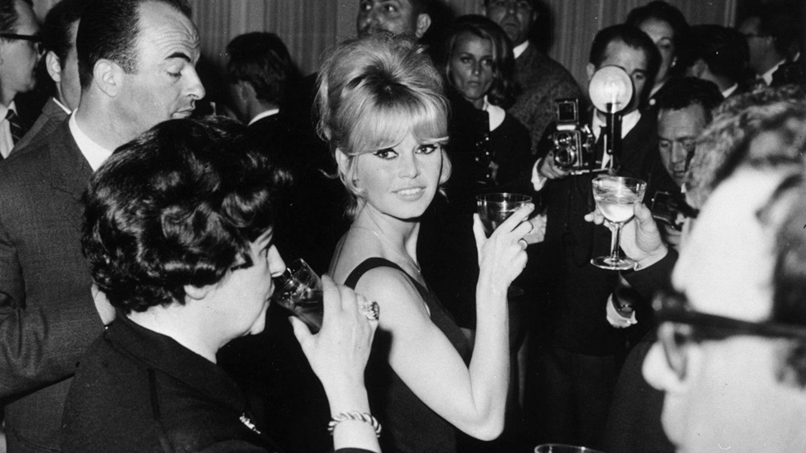 Discovering Brigitte Bardot