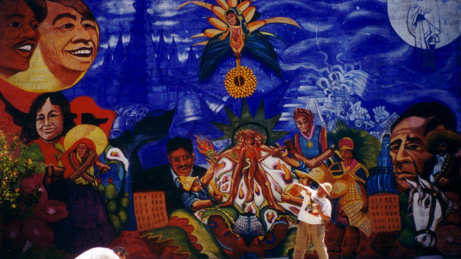 Visiones: Latino Art & Culture - Episode 5