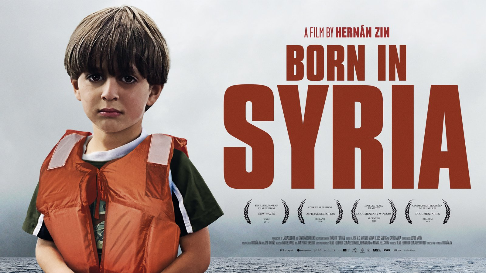 Born in Syria - Child Refugees of Syria's Civil War