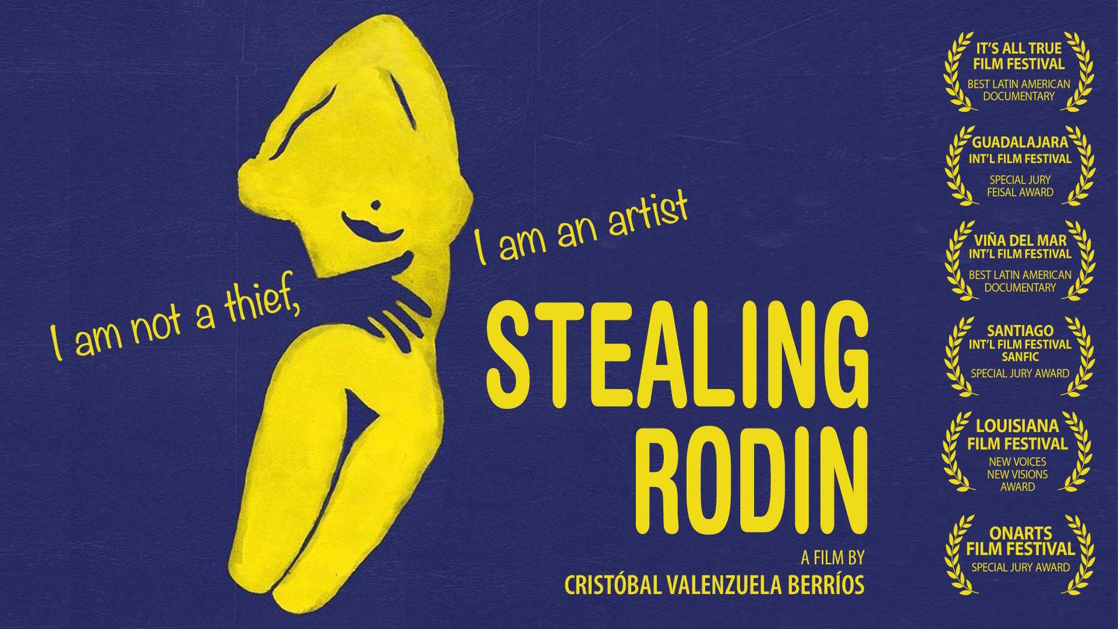 Stealing Rodin - Robar a Rodin