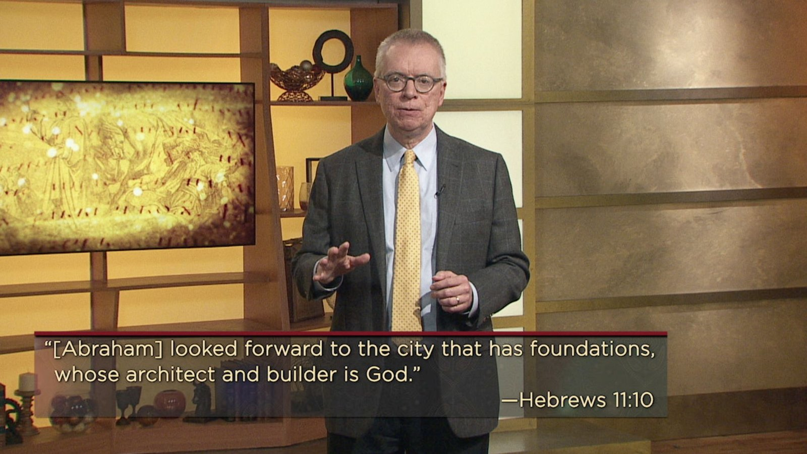 Interpreting Abraham in Hebrews and James