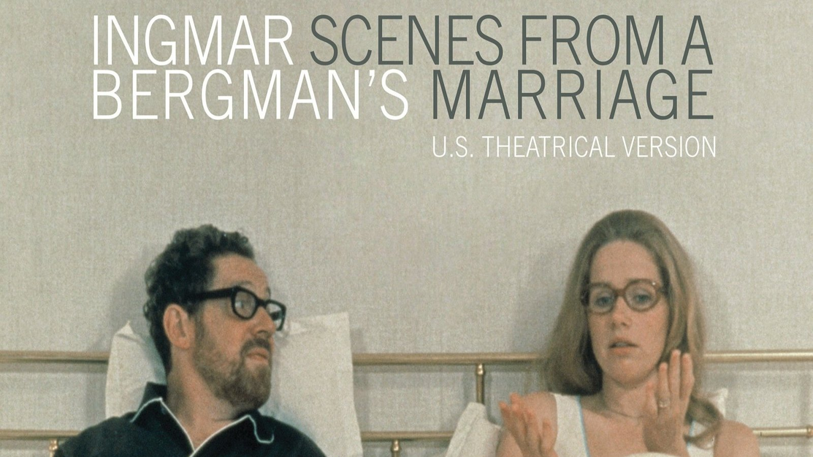 Scenes from a Marriage – Theatrical Version - Scener ur ett äktenskap