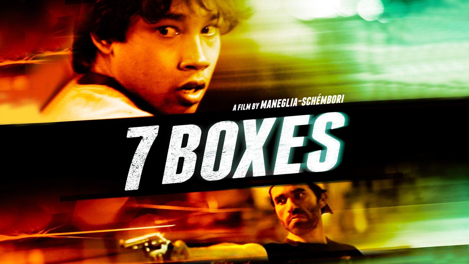7 Boxes (Siete Cajas)