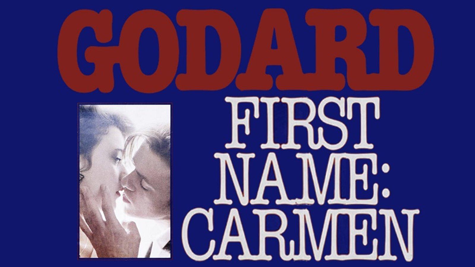 First Name: Carmen - Prénom Carmen