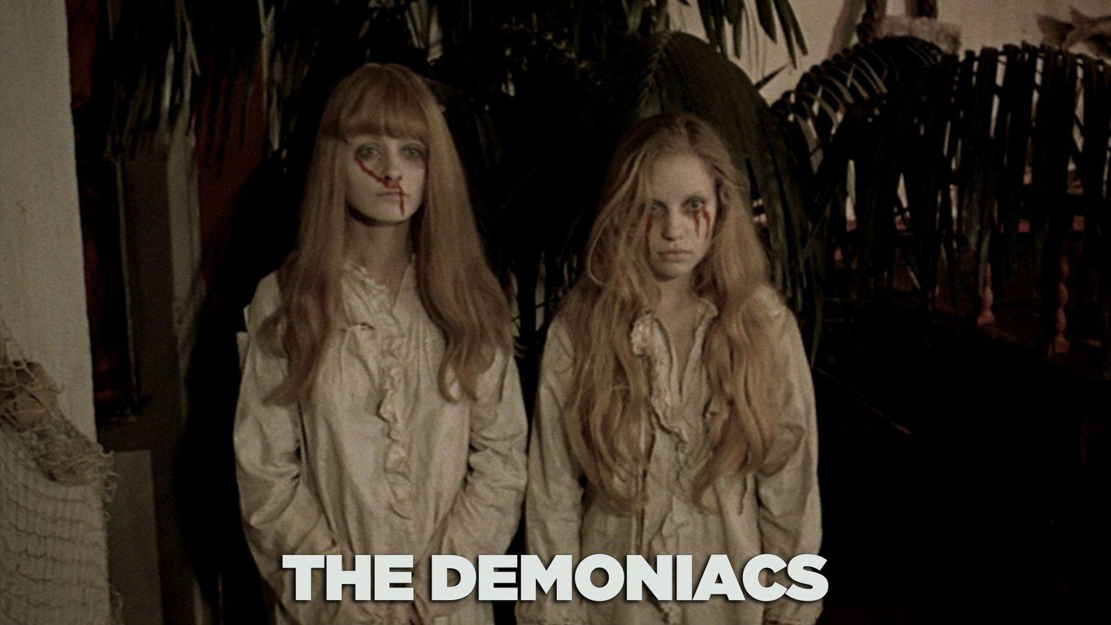 Demoniacs (Aka Les Demoniaques)