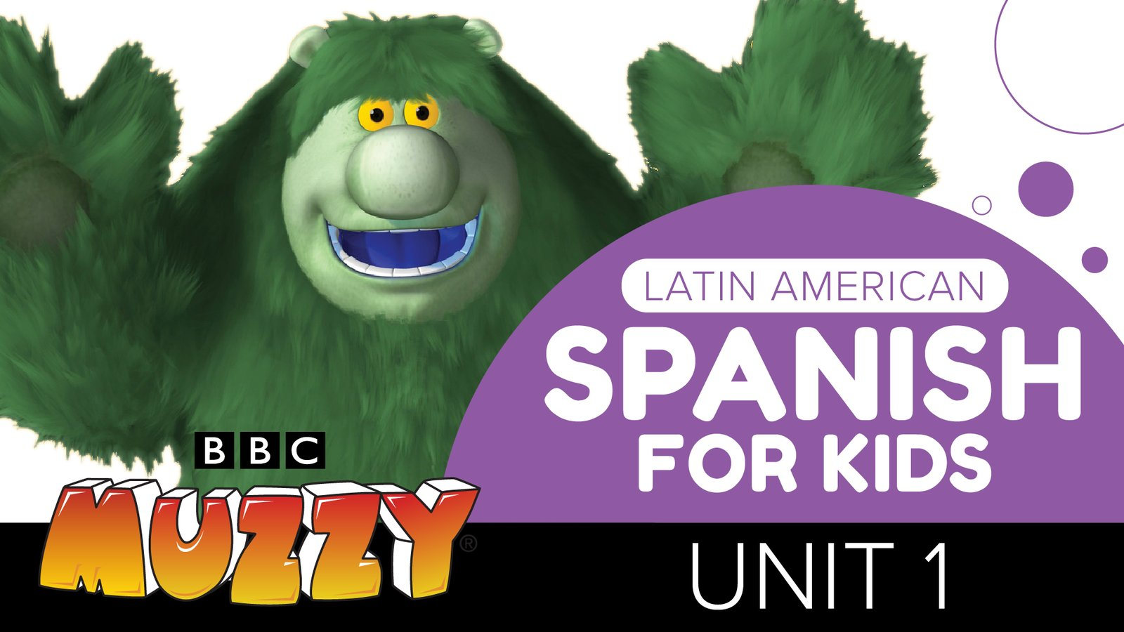 Spanish (Latin American) for Kids - Unit 1