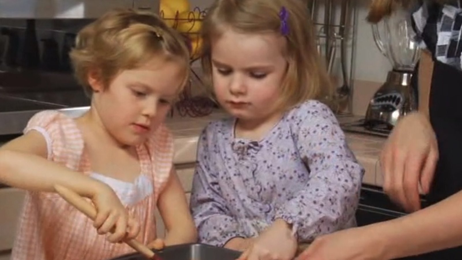 Cooking and Children...A Learning Activity
