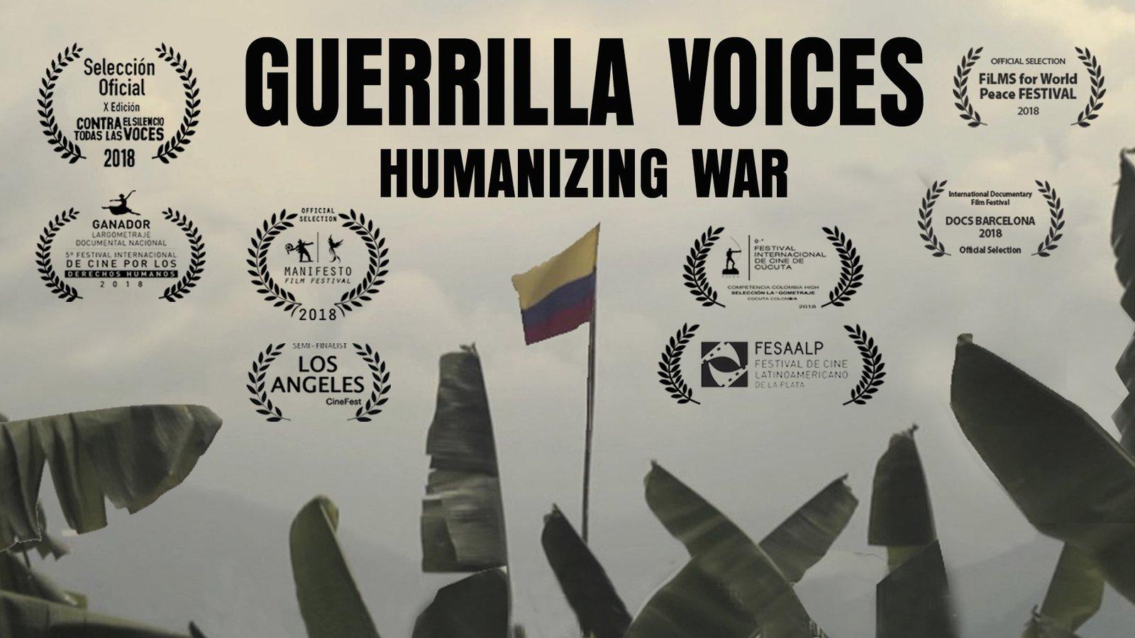 Guerrilla Voices - Voces de Guerrilla