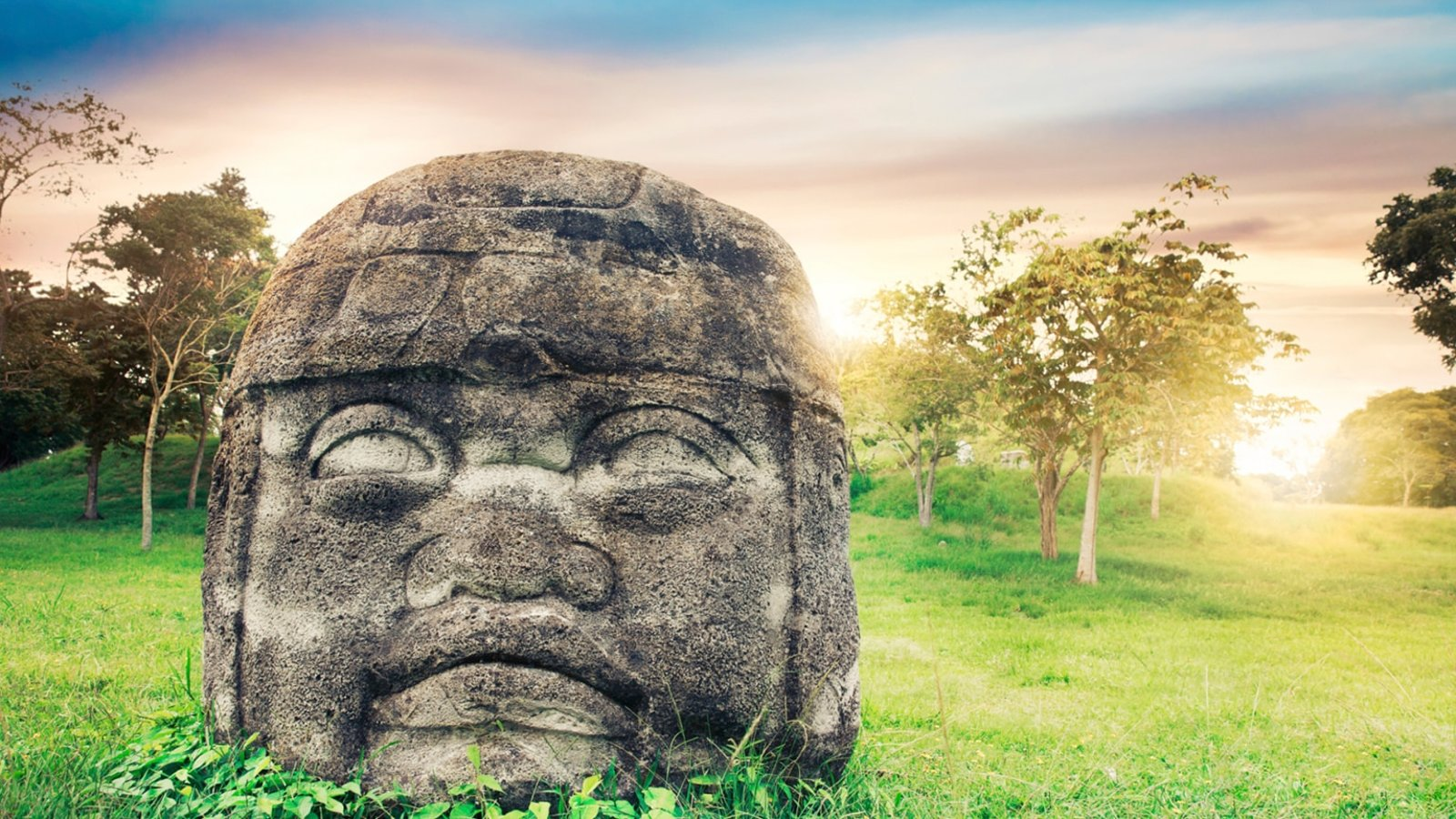 Early Americas: Resources and Olmecs
