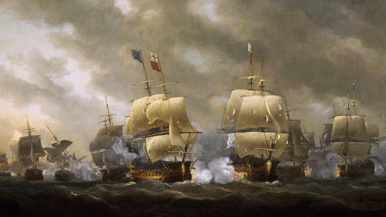 The American Revolution - Howe's War