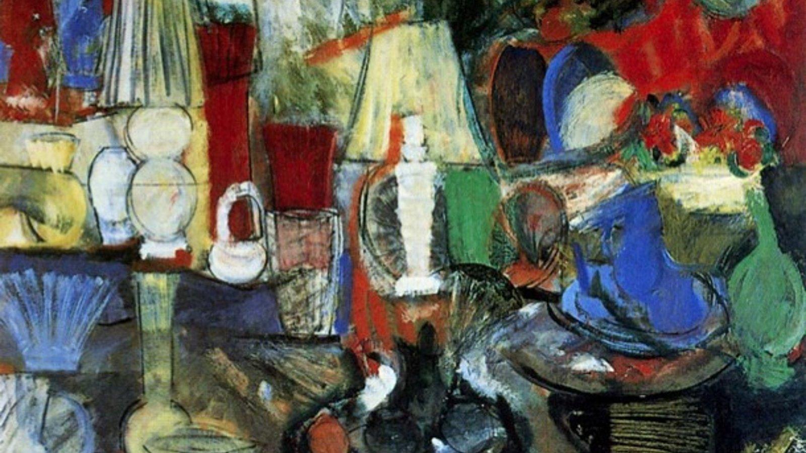 Grace Hartigan - Portrait of an Abstract Painter