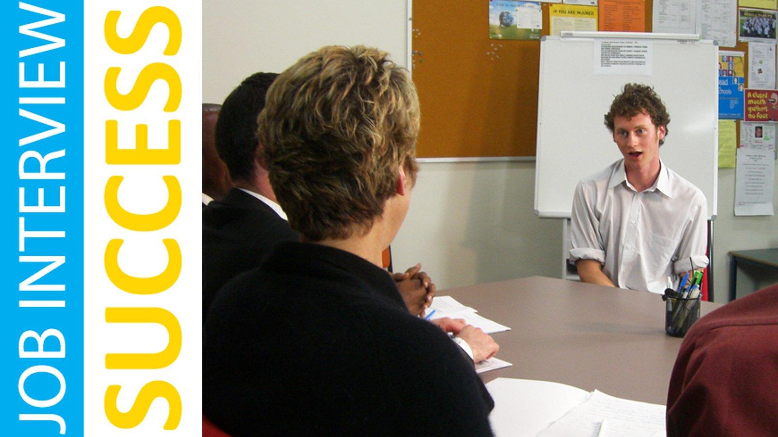 Job Interview Success Series 1